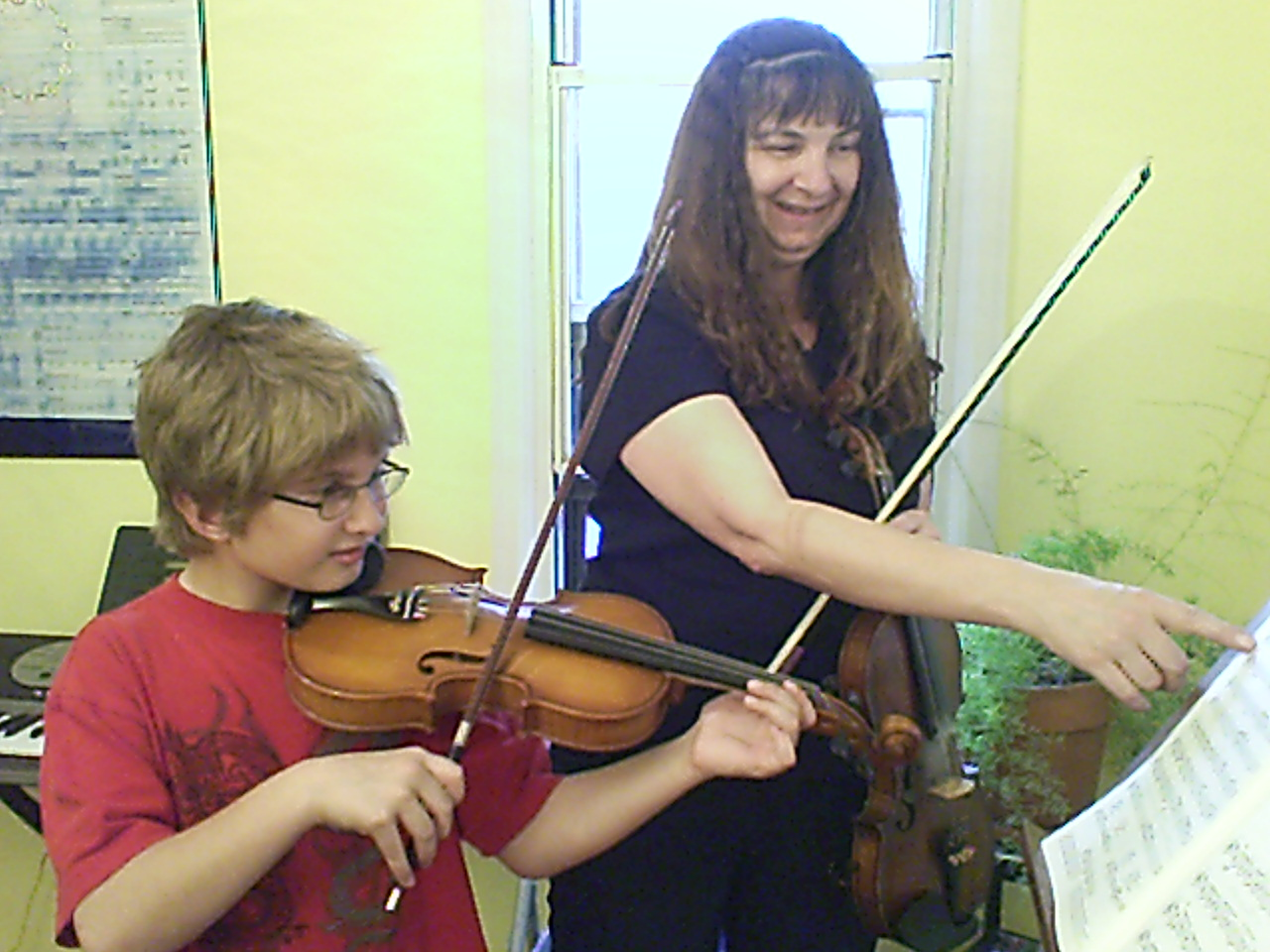 Teaching in the Violin Studio