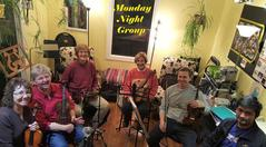Adult violin and fiddle group